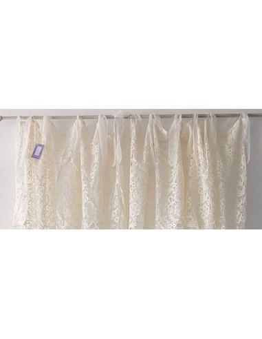 Tappeto da bagno in cotone Lace