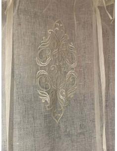 Porta spazzolini in ceramica Salle de Bain