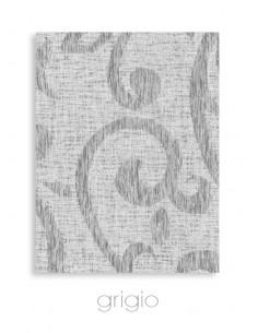 Tovaglietta ovale in lino Danae
