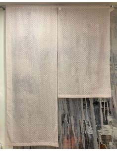 Tenda finestra bianca Almond cm. 45x120