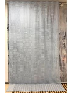 Tenda finestra con coulisse Ecru Almond