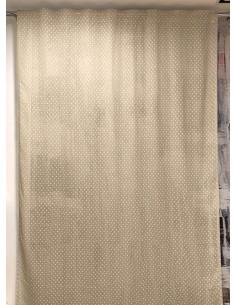 Tenda finestra ecru Alabaster cm. 80x220