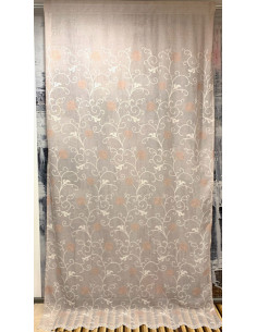 Tenda finestra bicolor Bows cm 45x70