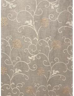 Tenda in cotone bicolor Ballade cm. 150x300