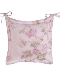 Tenda con Rose Ciclamino Collection by Blanc Mariclò