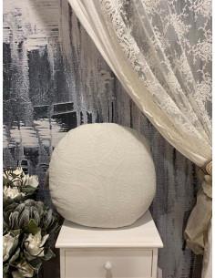 Tenda con passanti beige  Collection by Blanc Mariclò