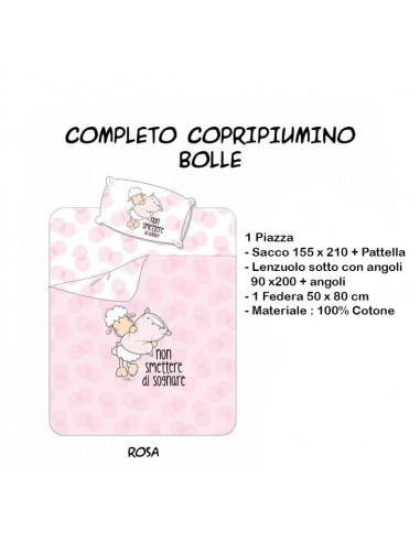 Via Roma 60 Completo Copripiumino...